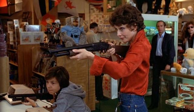 """Последняя главная роль Хепберн в кино была в паре с Беном Газзара в комедии """"Все они смеялись"""" - настоящем номере под занавес для Хепберн, - снятой Питером Богдановичем."""