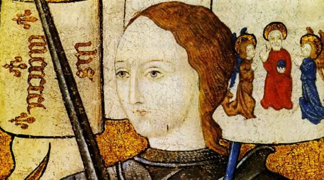Жанна д'Арк. Пожалуй, самая знаменитая девственница в истории закончила свою жизнь на костре, к сожжению в котором ее приговорили как ведьму и еретичку.