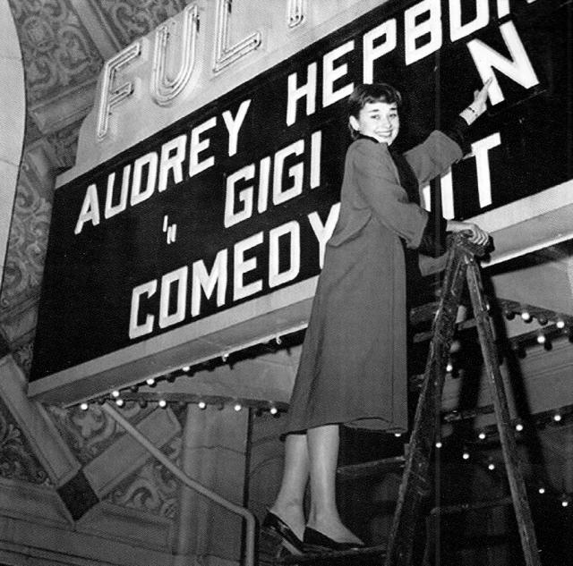 """Во время съемок фильма """"Дитя Монте-Карло"""", Хепберн была утверждена на главную роль в Бродвейской постановке """"Жижи"""", после чего предложения стали поступать одно за другим."""